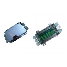Соединительная коробка для 4-х аналоговых датчиков JB4SS (нержавеющая сталь/в корпусе с гермовводами)