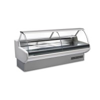Холодильная витрина Pastorfrigor Delta 2380 (-1...+5°С, 2380х1108х1220-1240 мм, выносной агрегат)