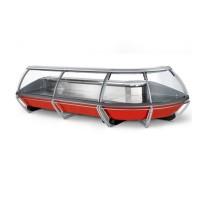 Холодильная витрина Pastorfrigor Synus 2500 (-1...+5°С, 2500х1255х1205 мм, выносной агрегат)