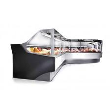 Холодильная витрина Pastorfrigor President 2500 (-1...+5°С, 2500х1195х1480-1500 мм, выносной агрегат)