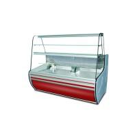 Кондитерская витрина Cold C-12 G (+2...+8°С, 1230х920х1380 мм, c тремя стеклянными полками)