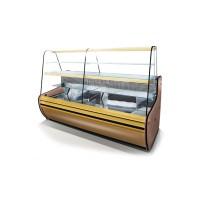 Кондитерская витрина Cold C-16 G (+2...+8°С, 1630х920х1380 мм, c тремя стеклянными полками)