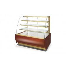 Кондитерская витрина Cold C-13 Gn (+5...+15°С, 1345х930х1370 мм, динамическое охлаждение)