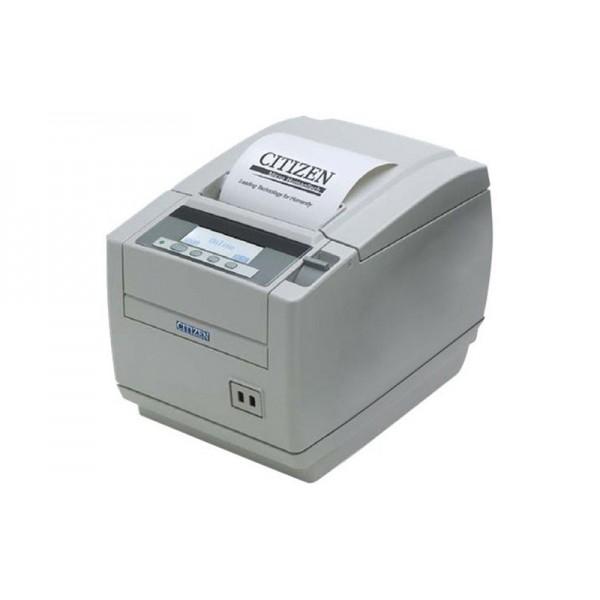 POS-принтер Citizen CT-S801 + Premium Internal Wi-Fi Card белый (жидкокристаллический дисплей)