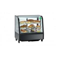 Настольная холодильная витрина Scan RTW 100 (от -2°С до +12°С, 682х450х675 мм, стекло гнутое)