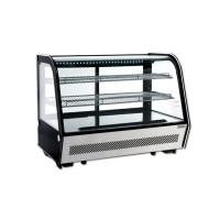 Настольная холодильная витрина Scan RTW 160 (от 0 до +12°С, 874х568х686 мм, стекло гнутое)