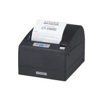 POS-принтер Citizen CT-S4000 Serial+USB черный (горизонтальная или вертикальная установка)