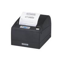 POS-принтер Citizen CT-S4000 Parallel+USB+Ethernet interface card черный