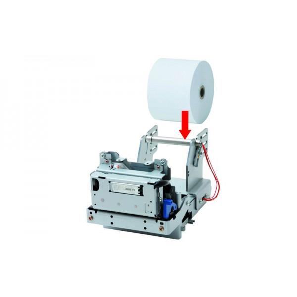 Принтер для киосков Citizen PMU-2200II Serial (RS-232) (боковая загрузка бумаги, диаметр рулона до 80 мм)