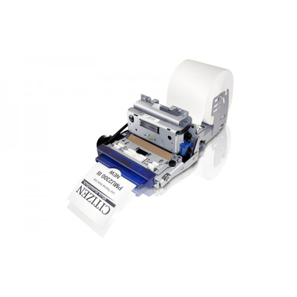 Принтер для киосков Citizen PMU-2300III USB с безелем и презентером