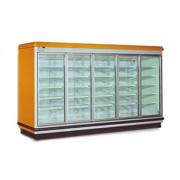 Холодильный шкаф Pastorfrigor Torino 3120 (-1…+5°С, 3120х958х2072 мм, без агрегата)