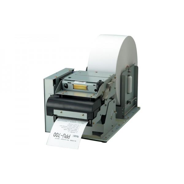 Принтер для киосков Citizen PPU-700II USB (с презентером и датчиком черной метки)