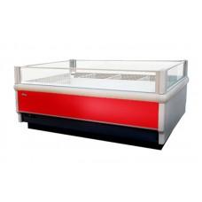 Морозильная островная бонета Cold W-30 MR/G/SN (-15...-24°С, 3080х1500х890 мм, выносной агрегат)