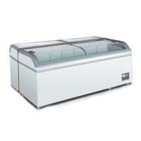Морозильный ларь-бонета SCAN XS 800 (-12…-24°С, 2000х760х840 мм, гнутое стекло)