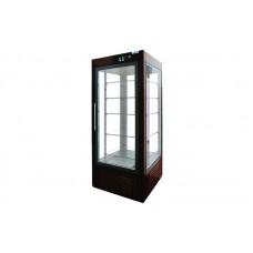 Кондитерский холодильный шкаф Cold SW 604 D (+4...+8°С, 770х770x1955 мм, 5 квадратных полок)