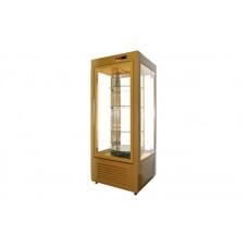 Кондитерский холодильный шкаф Cold SW 604 L/O (+4...+8°С, 745х745x1955 мм, 5 круглых полок)