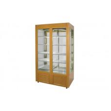 Кондитерский холодильный шкаф Cold SW 1200 IV DR-v (+4...+8°С, 1225x740x2000 мм, 10 полок)