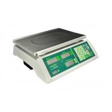 Торговые электронные весы без стойки Jadever JPL-N 15 LED до 15 кг, точность 5 г
