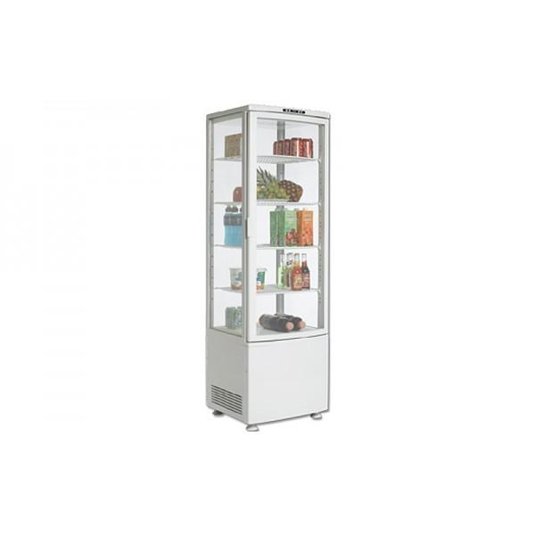 Кондитерский шкаф SCAN RTС 236 (0...+12°С, 515х485х1690 мм, четыре полки-решетки)
