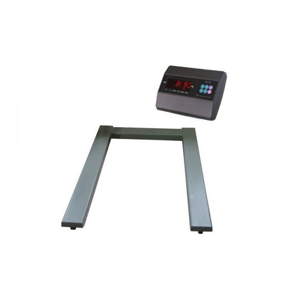 Паллетные электронные весы ЗЕВС ВПЕ-4 Бюджет (1200х800мм) НПВ: 1000 кг