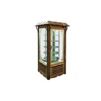 Кондитерский шкаф Технохолод Арканзас R (+3...+8°С, 700х700х1830 мм, 5 полок)