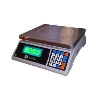 Весы счетные ВТЕ-Центровес-30-Т3С3 до 30 кг; дискретность 1 г