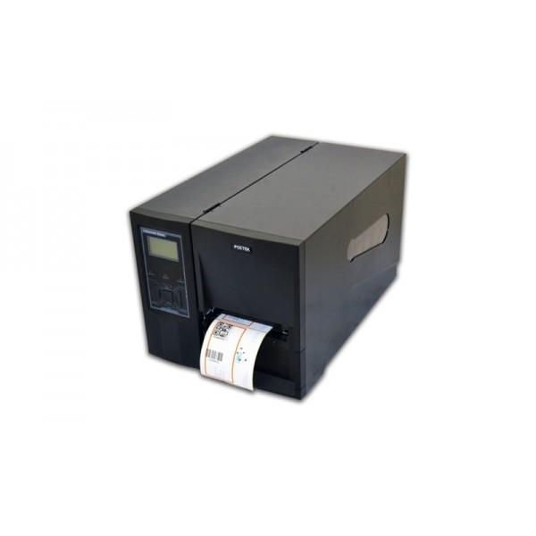 Промышленный RFID принтер этикеток 24/7 POSTEK TX6r (встроенный UHF считыватель/кодировщик), 600 dpi