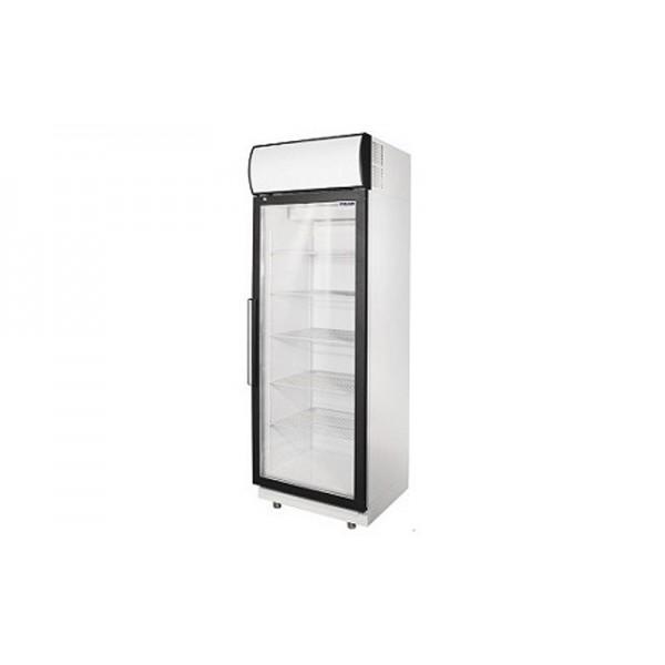 Холодильный шкаф Polair DM 105 S (+1...+10°С, 697х620х2028 мм, объем 500 л)