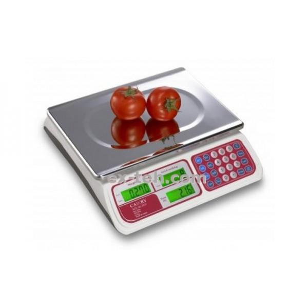 Торговые электронные весы без стойки Camry CTE_J31 до 6 кг, точность 2 г