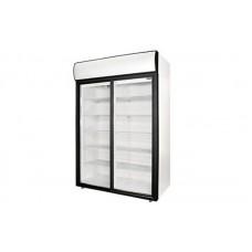 Холодильный шкаф Polair DM 114 Sd-S (+1...+10°С, 1402х854х2028 мм, объем 1400 л)