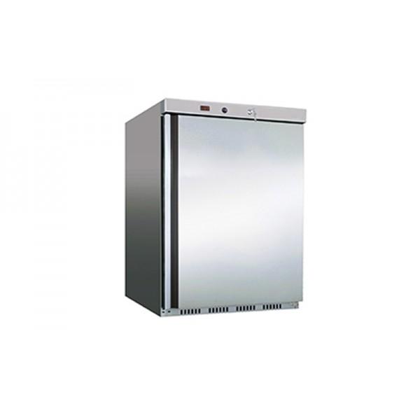 Холодильный шкаф BUDGET LINE 130 Hendi 232583 (+2...+8°C, 600x585x855 мм, объем 130 л)