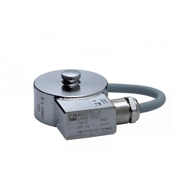 Тензодатчик веса колонного типа HBM C2; НПВ: 50000 кг