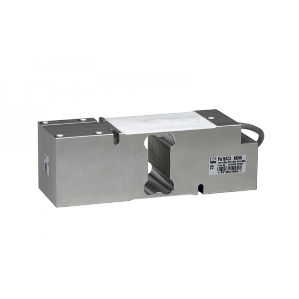 Платформенный датчик веса HBM PW16AC3 до 500 кг