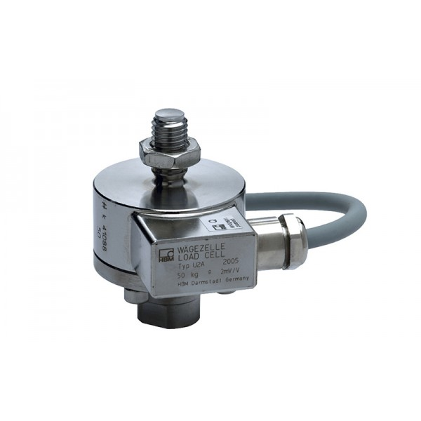 Тензодатчик веса колонного типа HBM U2A; НПВ: 200 кг