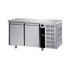 Двухдверный холодильный стол Apach AFM 02 (0 ...+10°C, 1420х700х850 мм)