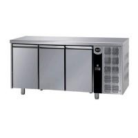 Трехдверный морозильный стол Apach AFM 03 BT (-18 ... -22°C, 1870х715х850 мм)