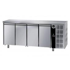 Четырехдверный морозильный стол Apach AFM 04 BT (-18 ... -22°C, 2320х715х850 мм)