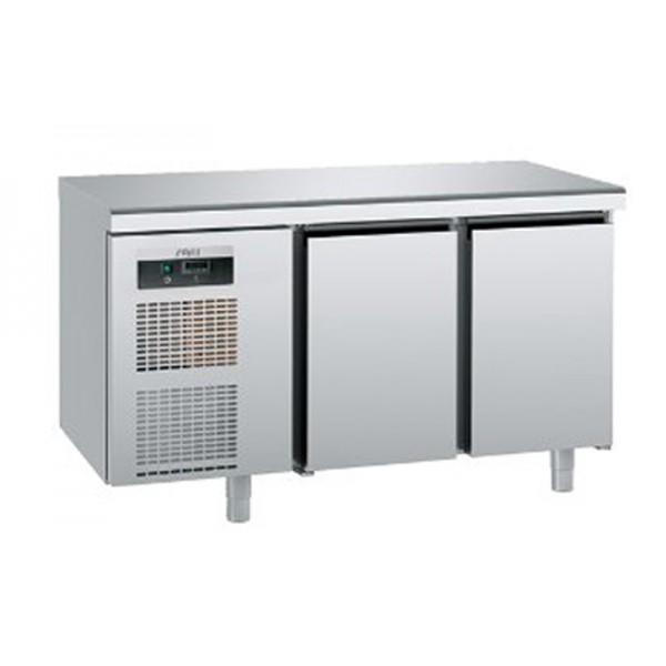 Холодильный стол Sagi KUEAM с двумя дверцами (0 ...+10°C, 1400х700х900 мм)