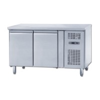 Холодильный стол Scan ВК 122 с двумя дверцами (+2...+10°C, 1360х700х850 мм)