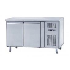 Морозильный стол Scan ВF 132 с двумя дверцами (-10...-24°C, 1360х700х850 мм)