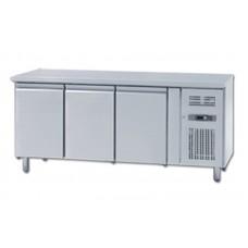 Морозильный стол Scan ВF 133 с тремя дверцами (-10...-24°C, 1800х700х850 мм)