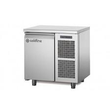 Однодверный холодильный стол Coldline MASTER TP09/1M (-2...+8°C, 820х700х850 мм)
