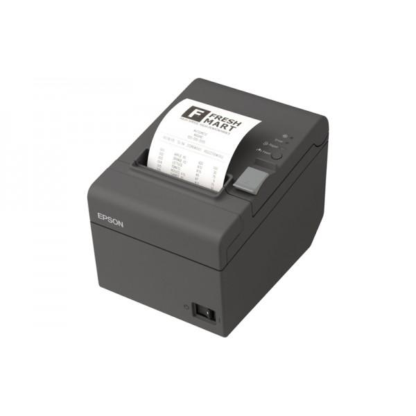 Принтер чеков EPSON TM-T20II USB+COM