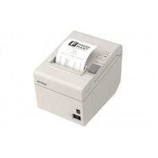 Чековый термопринтер EPSON TM-T20II USB+COM с обрезчиком (USB, RS-232) белый