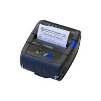 Мобильный принтер чеков Citizen CMP-30 Bluetooth, MagStripe (MCR) (печать шириной до 3 дюймов)