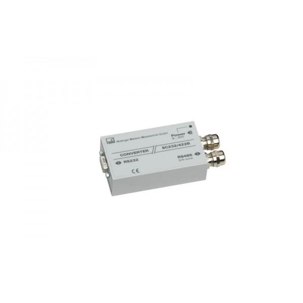 Преобразователь интерфейса HBM SC232/422B