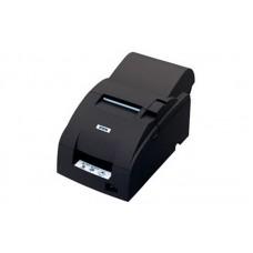 Принтер для чеков EPSON TM-U220A с обрезчиком (RS-232) черный + модуль Ethernet