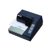 Матричный принтер подкладной печати на бланках EPSON TM-U295 (RS-232) черный