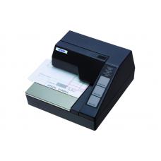 Компактный принтер подкладной печати на бланках EPSON TM-U295 (LPT) черный