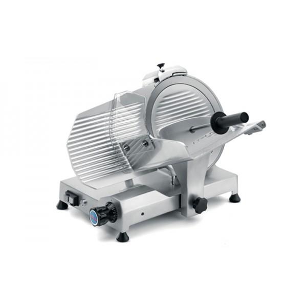 Слайсер Sirman Mirra 300 CE, лезвие из нержавеющей стали высокотемпературной ковки (диаметр 300 мм)